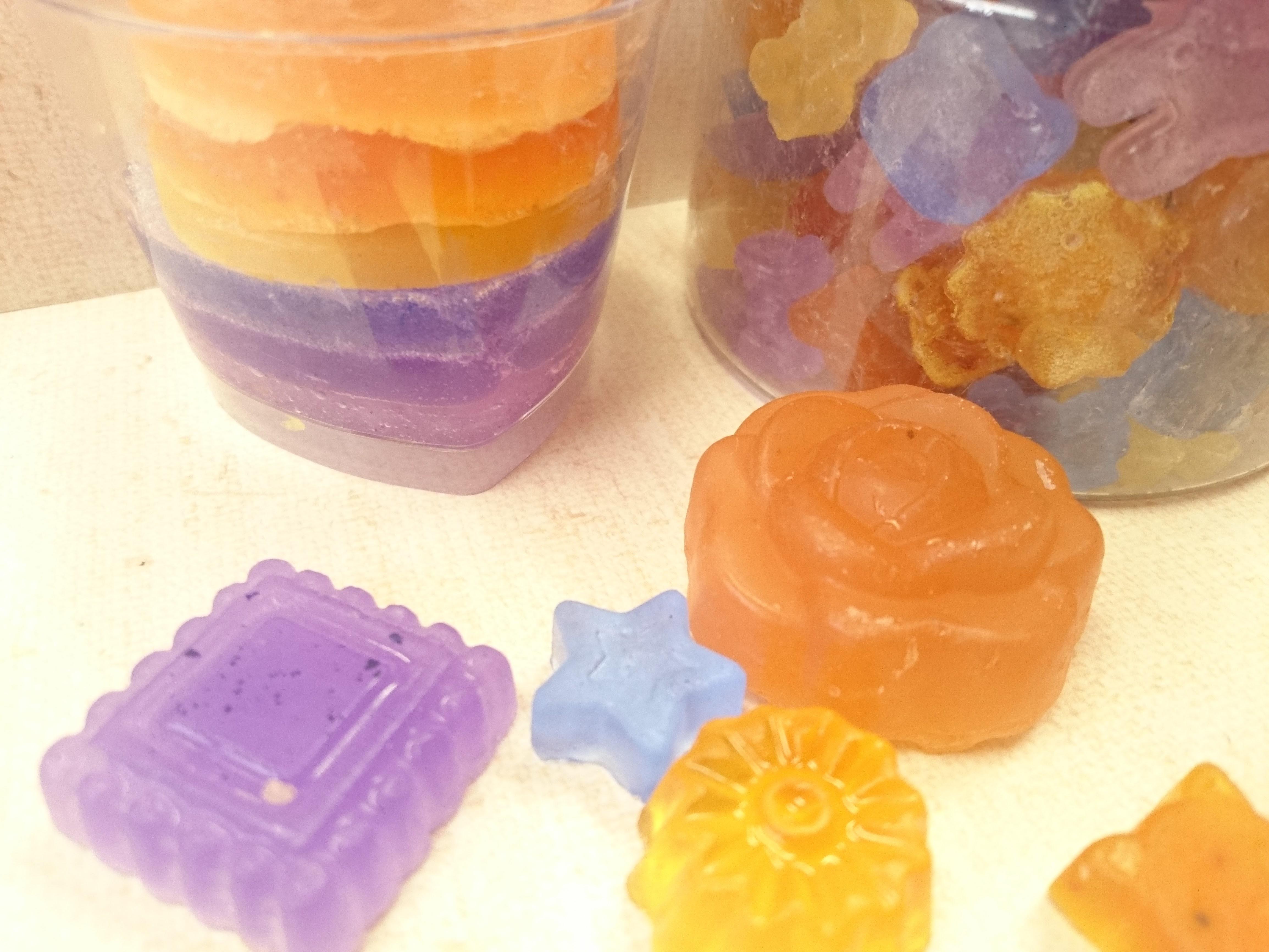 親子クラフト ~石鹸作り~